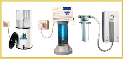 Ultraviolet And Filtration System For Drinking Water
