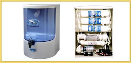 Reverse Osmosis Water Purifiers Countertop Water Purifiers